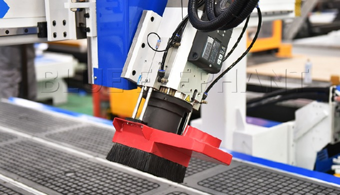 ELECNC-1530-4A Woodworking CNC Router Automatic Tool Change Engraver Machine