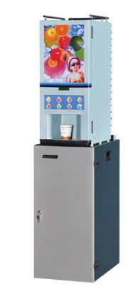 The Mini-Icy®, powder based cold beverage dispenser is a must-have for workplaces and HoReCa (Hotels Restaurants and Caf