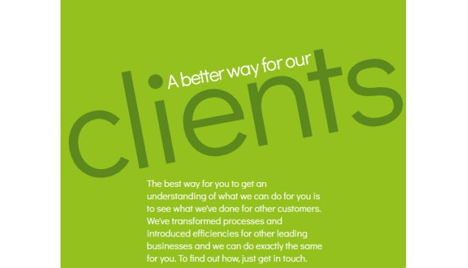 The best way for you to get an understanding of what we can do for you is to see what we've done for other customers. We