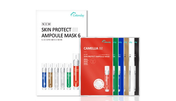 """The day Receipe Aroma Therapy Mask Pack │ DESCRIPTION │ """"THE DAY RECIPY"""" is cosmetic use mask (for female) """"THE DAY RE"""