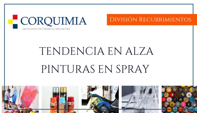 Tendencia en  el mercado español de la pintura,