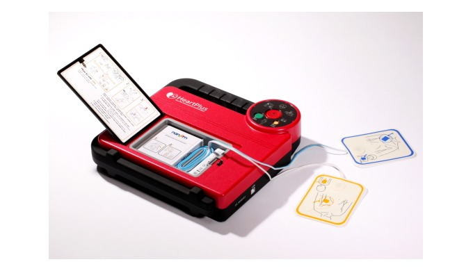 Heart Plus (AED - Automated External Defibrillator)
