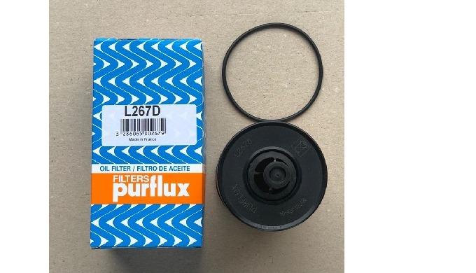 PURFLUX L267D
