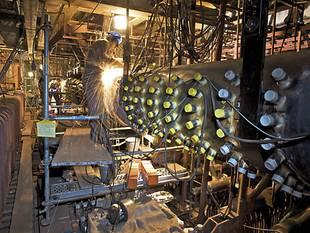 160 Jahre Erfahrung im Dampferzeugerbau Der BORSIG-Kraftwerksservice bietet Ihnen folgende Leistungen: Reparatur-, Wartu