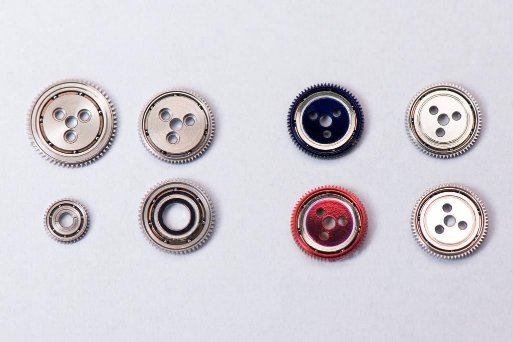 Roulments à billes de précision pour l'horlogerie