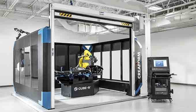 CUBE-R™ is a fast, reliable, and efficient complete turnkey solution for automated quality control applications. This au