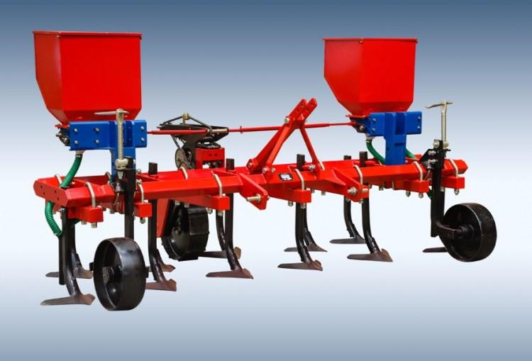 Cultivatoarele CSN-4 și CSN-5 sunt destinate pentru prelucrarea solului dintre rindurile de livadă la o adincime de 6-