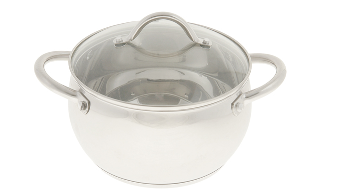 Stainless Steel Pot JLKP-11