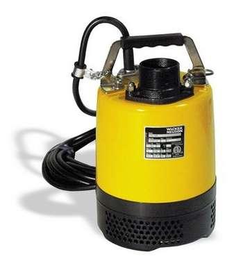Alquiler de bombas monofásicas Electricas sumergibles Gasolina Para aguas y lodos Distintos caudales y alturas