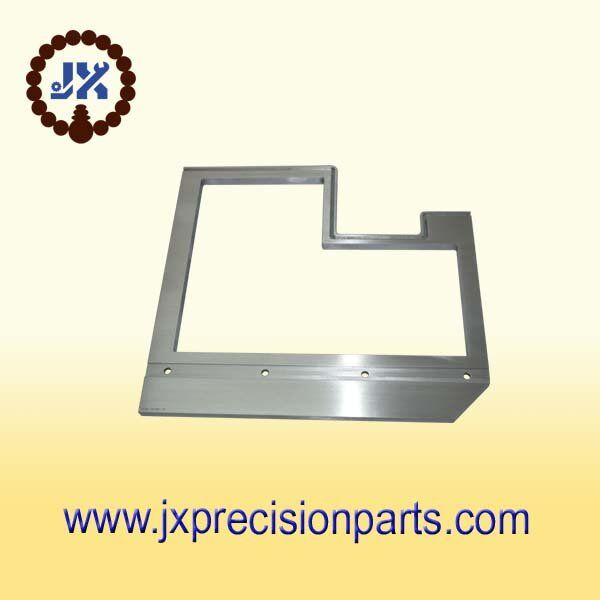 Customized Aluminum CNC machining mechanical parts and laser engraved equipment parts