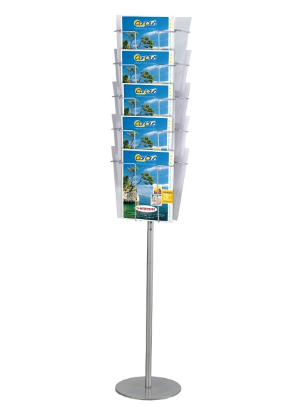 TOURNIQUET BROCHURES 15 CASES A4 PIED SOCLE FIXE
