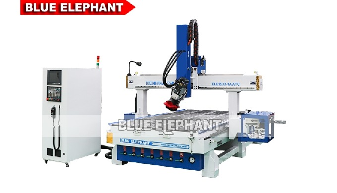 ELECNC-1530-4A Woodworking CNC Router Automatic Tool Change Engraver Machine