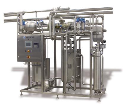 La inmensa mayoría de procesos lácteos es necesario someter la leche a un tratamiento térmico. Sobretodo cuando hablamos