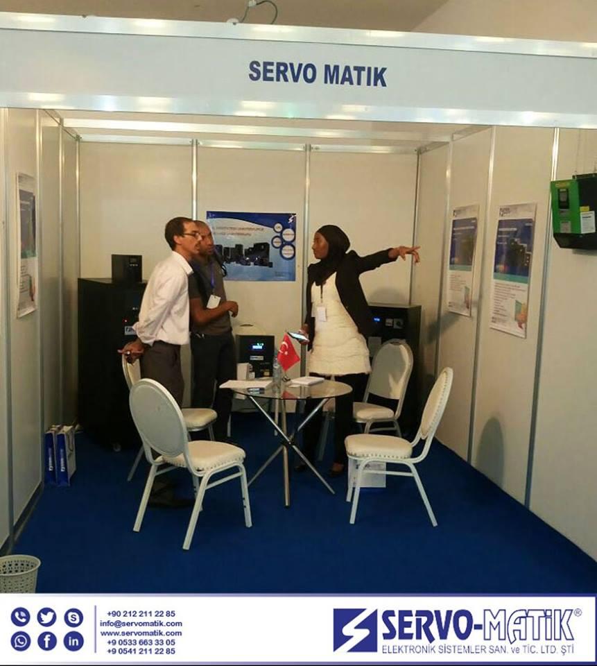 ELEC Expo in Casablanca Morocco