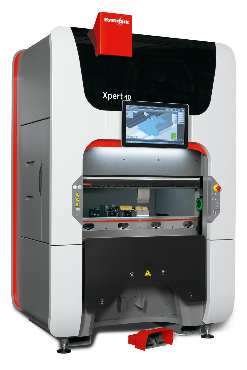 La máquina compacta y veloz para piezas pequeñas rentables Máxima velocidad de proceso gracias a una elevada aceleración