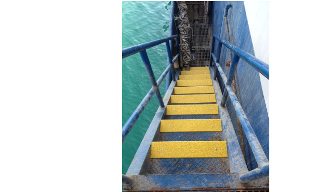 Safety cannot be compromised on stairways. Vigil Antislip Stair Nosings offer high visibility whilst both ascending or d