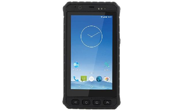 Nuestro handheld industrialha sido explícitamente desarrollado para facilitar las operaciones logísticas de la industri