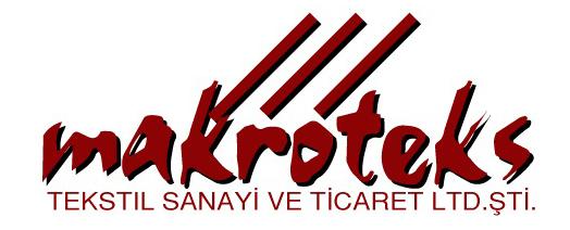 Makroteks Tekstil Sanayi Ve Ticaret Ltd Sti, Makroteks