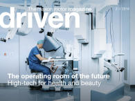 Driven magazine: The operating room of the future