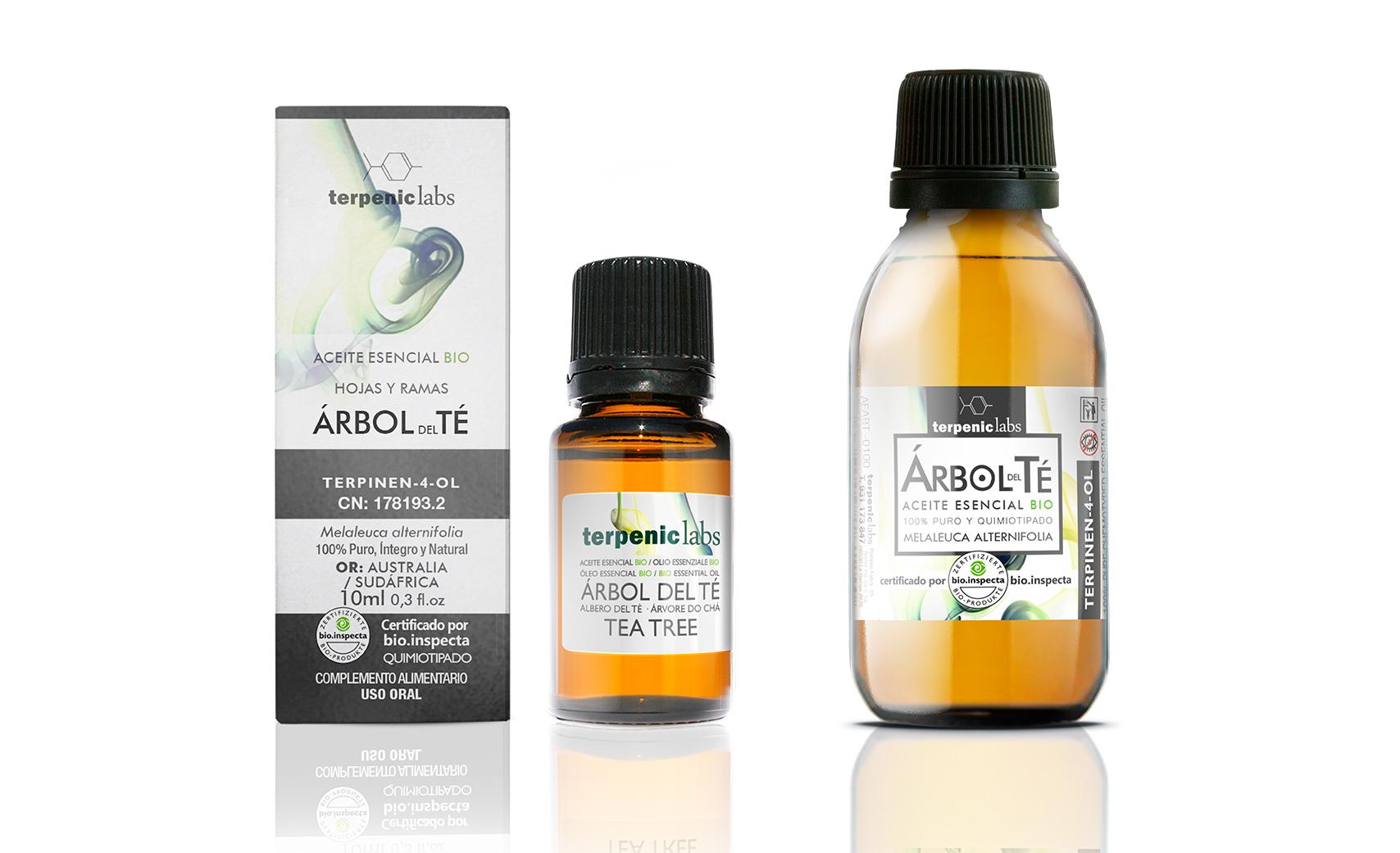 Árbol del Té - Aceite Esencial