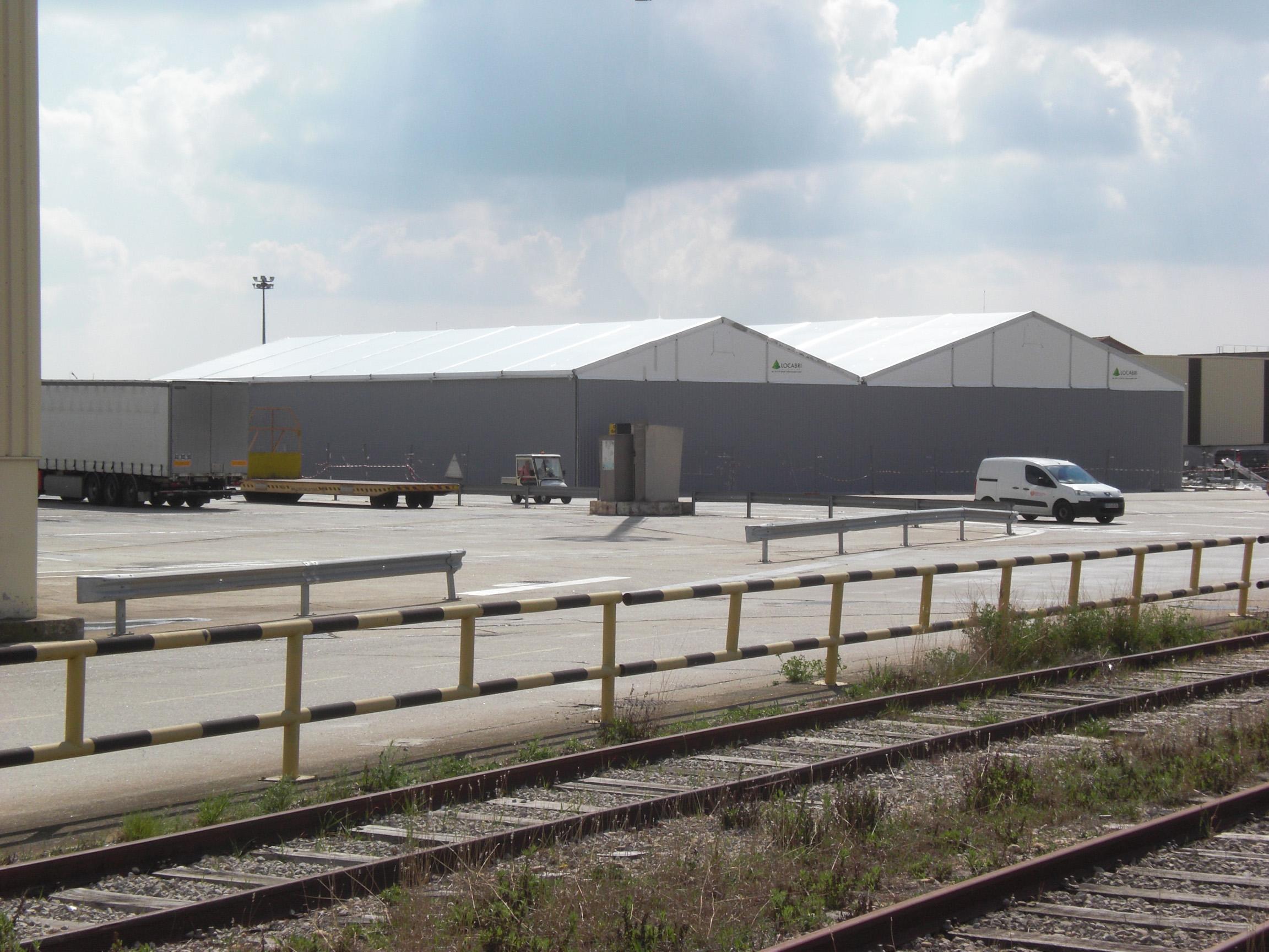La gamme d'entrepôt modulaire et démontable polyvalente et qui répond à toutes vos exigences.