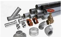 Rördelar och rörkomponenter