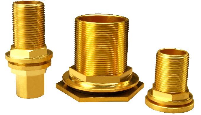 Brass Water Tank Connectors