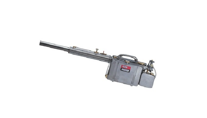 *Thermal Fogging Machine - Shoulder carrying type -Auto Starting way with stainless steel tank The best multi-purpose ae