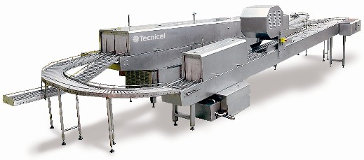 Túnel de antifúngico TAA / Línea de tratamiento antifúngico TAA
