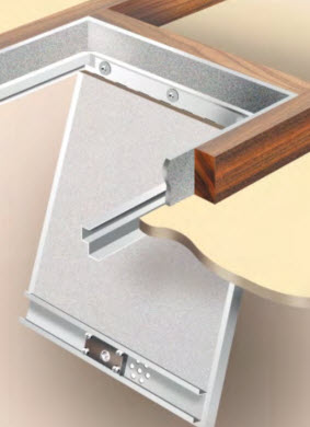 PANELCRAFT ACCESS PANELS have developed the LOFTPAN RANGE to provide an effective solution to gain access to lofts and r