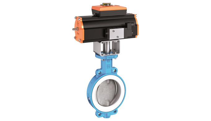 EBRO - High quality Butterfly valves, Knife gate valves and Actuators