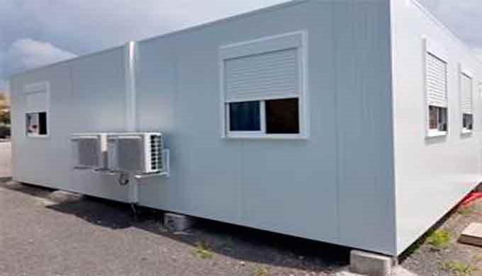 Expertos en construcción modular prefabricada: Oficinas prefabricadas y modulares Nuestras oficinas prefabricadas son ad