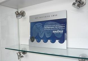 """Southco zeichnet KVT-Fastening als """"Premier Distributor"""" aus"""