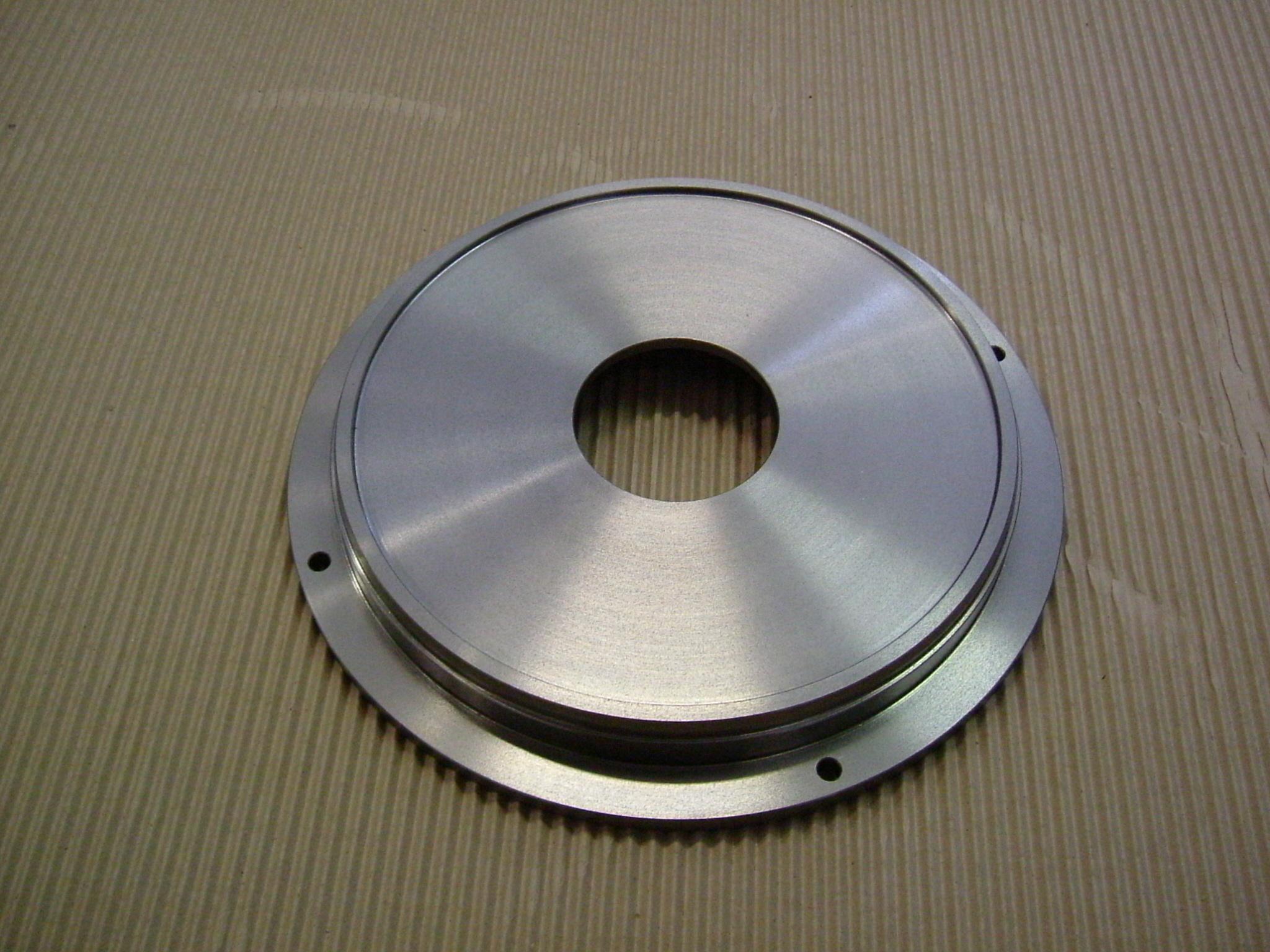 CNC soustružení velkých dílců