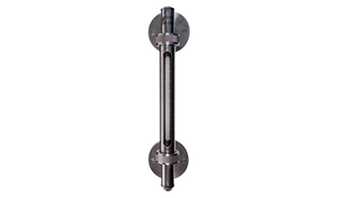 Messlänge: 370 ... 3080 mm Anschluss: DIN-Flansch DN15 ... DN32 Material: Edelstahl 1.4404 oder 1.4301 pmax: 10 bar tmax