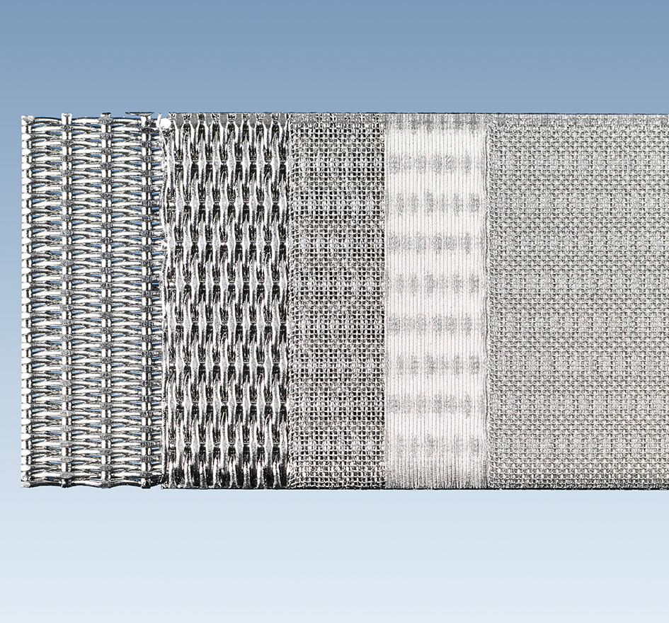 Gesinterte Metallgewebe