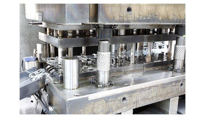 Diseño y fabricación de troqueles: Troqueles progresivos Troqueles doble efecto Troqueles convencionales Útiles de contr