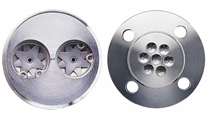 Durchflussmenge: 1 - 280 l/min Wasser Anschluss: DN20, 25, 32, 40, 50 (bis DN500 auf Anfrage) Material: Messing, Edelsta