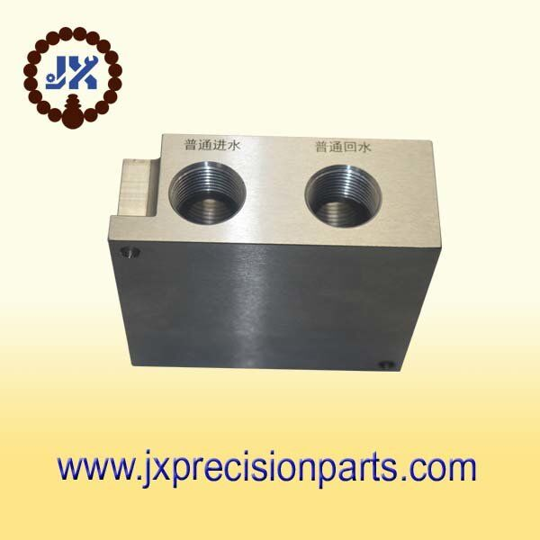 Customized precision cnc machining and milling Aluminum cnc machining service cnc machining