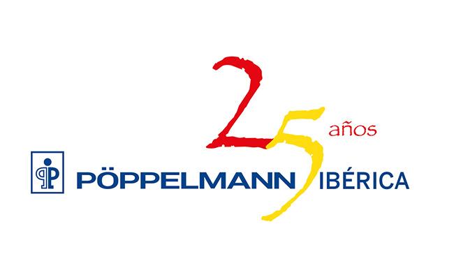 Pöppelmann Ibérica celebra 25 años de existencia.