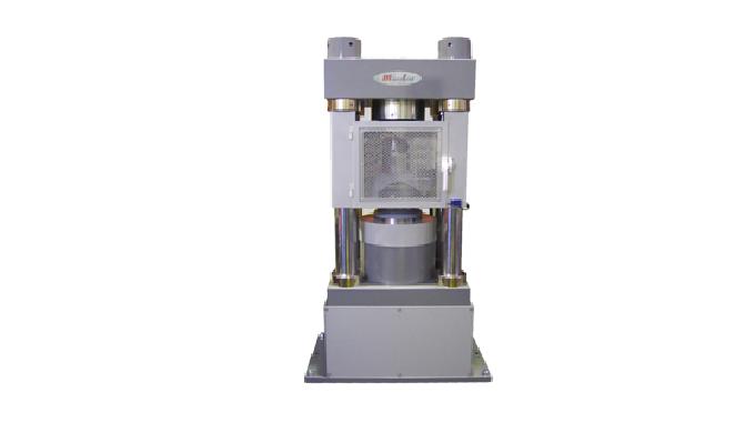 La serie comprende máquinas de ensayo de compresión hidráulicas de tipo estático, con rangos de fuerza desde 50 kN hasta