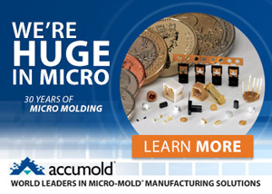 ACCUMOLD'S PROFILE AT MICRO NANO MEMS 2017 IN BIRMINGHAM INCLUDES SEMINAR ROLE FOR JOHNSON
