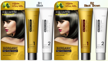 Biorganic Hair Color Cream
