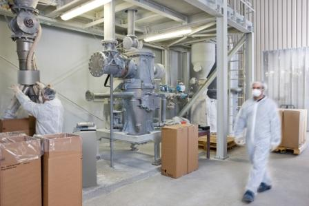 Hosokawa Micron Powders offer an extended contract processing service that offers modern production facilities in UK, Ge
