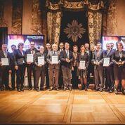 Preisverleihung Demografie Exzellenz Award 2015 Demografischer Wandel: Wie Mitarbeiter beschäftigungsfähig bleiben