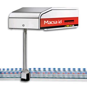 Solución ideal para marcar sus productos a alta velocidad. El láser más rápido del mundo La serie láser KIP-1000 UHS Plu