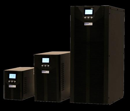 1-20 kVA Netpro-11 Single-Phase Online UPS