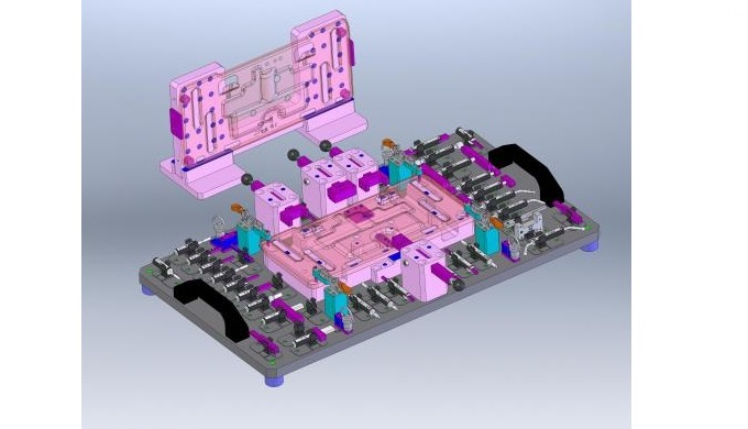 include pressing tools for pressing and metal forming