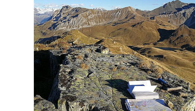 Neuerscheinung Geologisches Atlasblatt (GA25) Davos