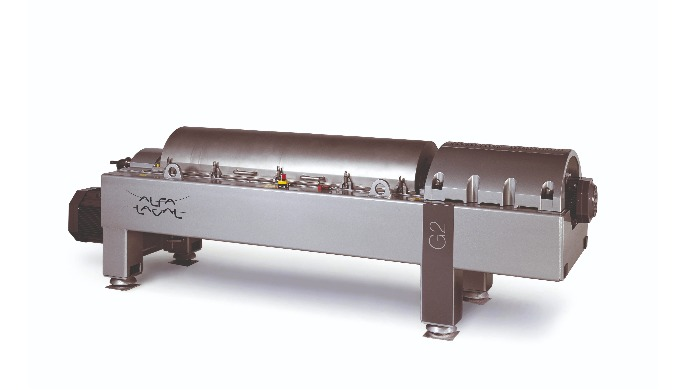 Alfa Laval decanter centrifuges provide exceptional performance when separating solids from 1 or 2 liquid phases in one